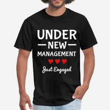 Engagement Engaged - Men's T-Shirt