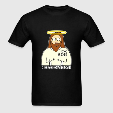 JESUS SON OF GOD CHRISTMAS - Men's T-Shirt