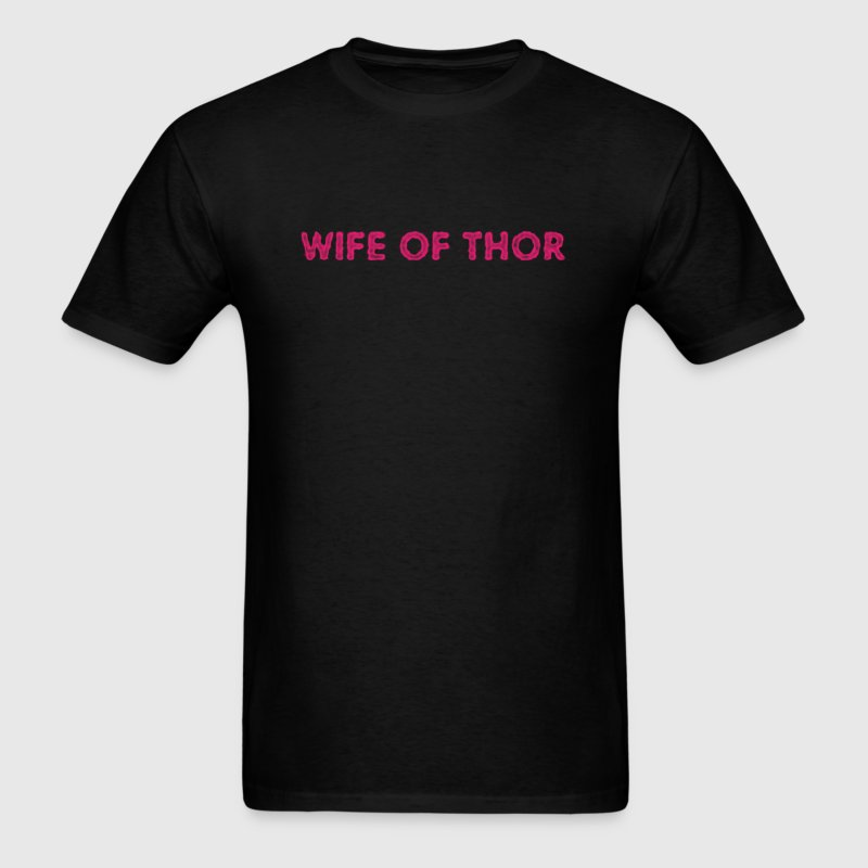 Wife Of Thor - Men's T-Shirt