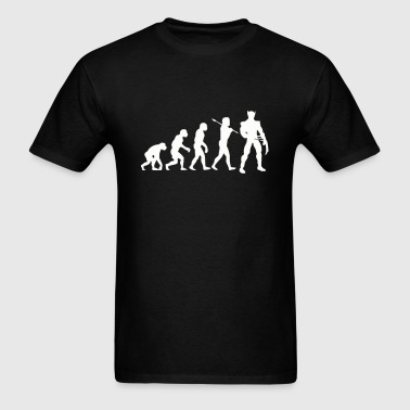 Wolverine Evolution - Men's T-Shirt