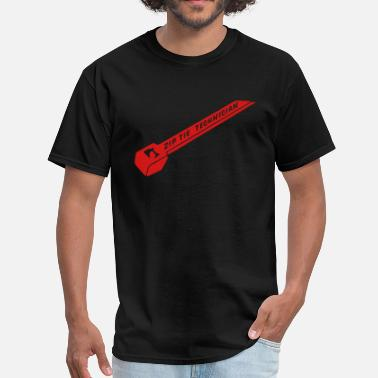 Stancenation zip tie technician - Men's T-Shirt