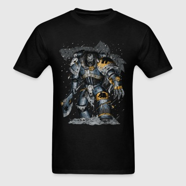 Space Wolves - - Men's T-Shirt