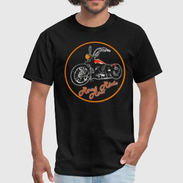 Motard R3 - Men's T-Shirt