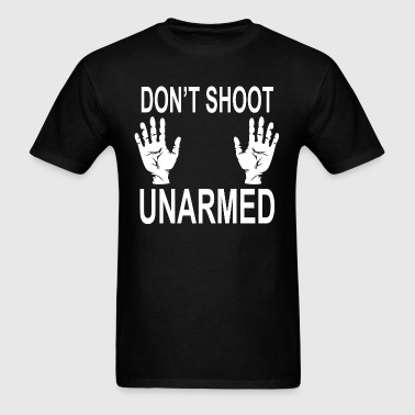 Dont Shoot - Men's T-Shirt