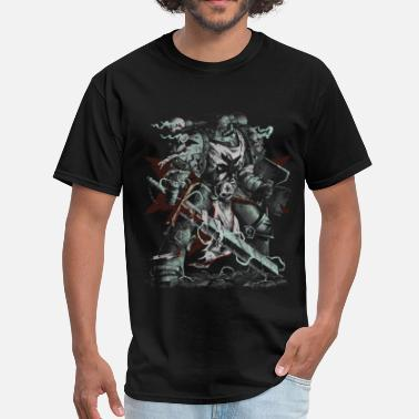 Knights Templar Black Templars - Men's T-Shirt