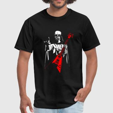 Heavy Metal Darth Vader - Men's T-Shirt