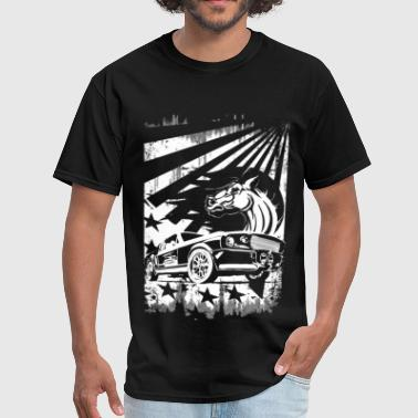 Sports car shirt - Men's T-Shirt