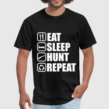 Clearance Hunting Apparel EAT SLEEP HUNT - hunting  - Men's T-Shirt