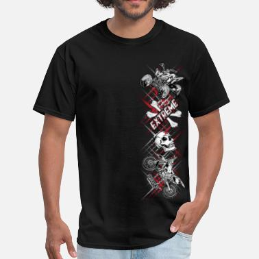 Extreme Metal Extreme Off-Road - Men's T-Shirt