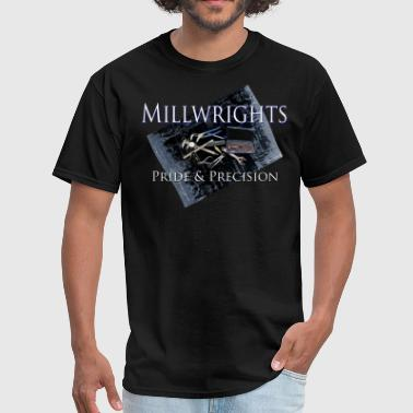 Millwright Career millwright_pride__precision - Men's T-Shirt