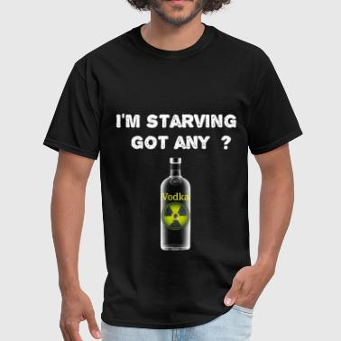 I'm starving - Men's T-Shirt