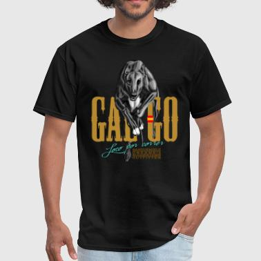 Galgos galgo - Men's T-Shirt
