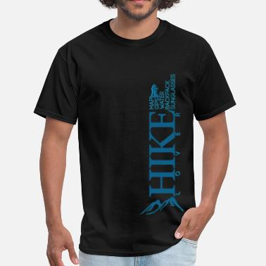 Hiking Hike Lover - Men's T-Shirt