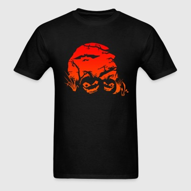 Halloween Pumpkin - Men's T-Shirt