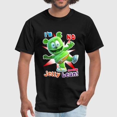 Youtuber Sing I'm No Jelly Bean - Men's T-Shirt
