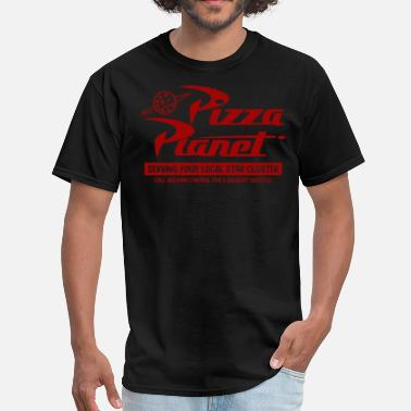 Pizza Planet Pizza Planet - Men's T-Shirt