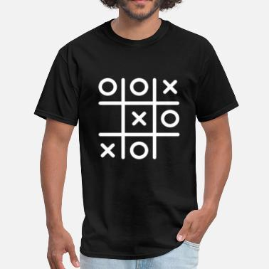 Tic Tac Toe Tic Tac Toe - Men's T-Shirt
