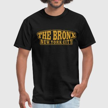 Bronx New York City - Men's T-Shirt