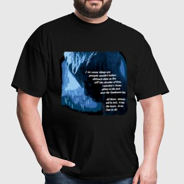 ive_seen_things - Men's T-Shirt