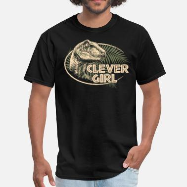 Clever Girl Clever Girl - Men's T-Shirt