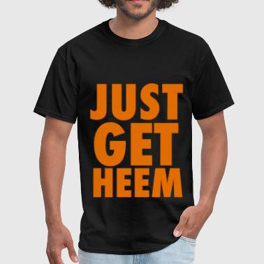 Just Get Heem Brian Wilson Desgin - Men's T-Shirt