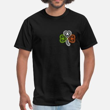 Irish Celtic Irish Celtic Shamrock - Men's T-Shirt
