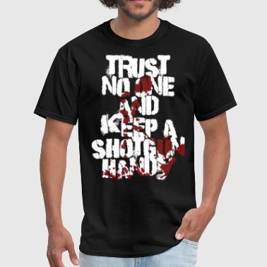 Trust No One Trust No One - Men's T-Shirt