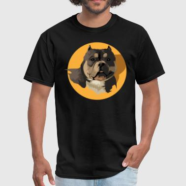 American Bully American Bully Dog - Men's T-Shirt