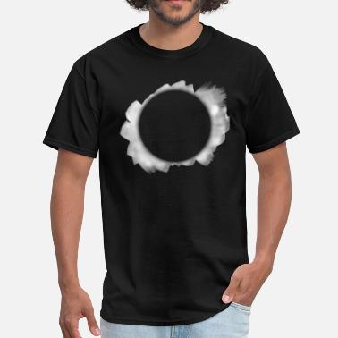 Solar Eclipse Art Art Eclipse - Men's T-Shirt