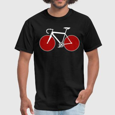 Love To Bike bike love - Men's T-Shirt