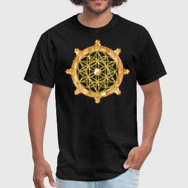 Tao Te Ching - Mandala - - Men's T-Shirt