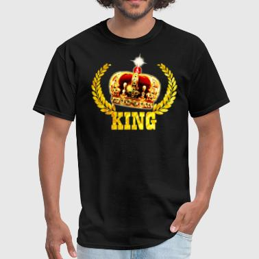 Last King S Men Quality Swag Cotton T Shirts Lestyleparfait