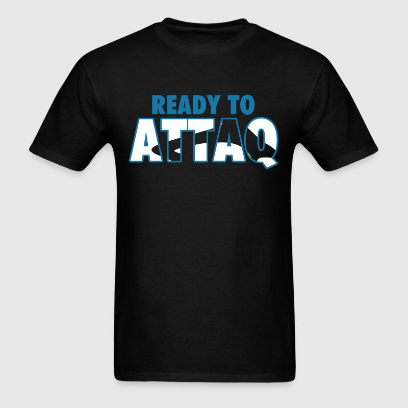 Shaq Attaq Sneakers Graphic - Men's T-Shirt