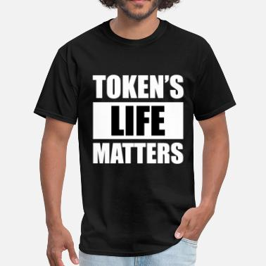 Token South Park: TOKEN'S LIFE MATTERS T-Shirt (U) - Men's T-Shirt