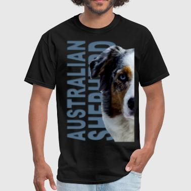 Australian Shepherd Dog - Men's T-Shirt
