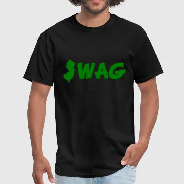 Swag New New Jersey SWAG NJ Design - Men's T-Shirt