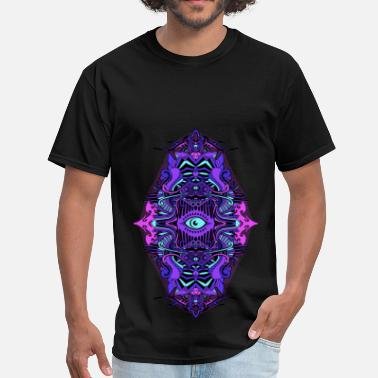 Uv Eternal Voyage III - UV - Men's T-Shirt