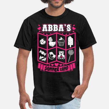 Abbas Abbas Summer Camp - Men's T-Shirt