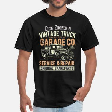 Dick Zucker's Garage - Men's T-Shirt