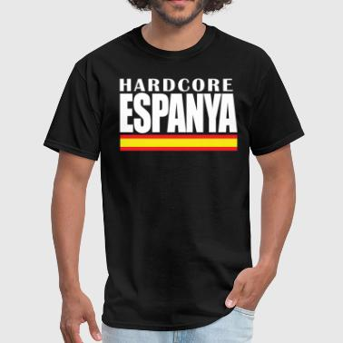 Hardcore Espanya - Men's T-Shirt