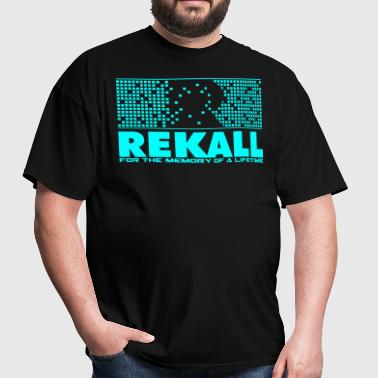 Rekall Inc - Men's T-Shirt
