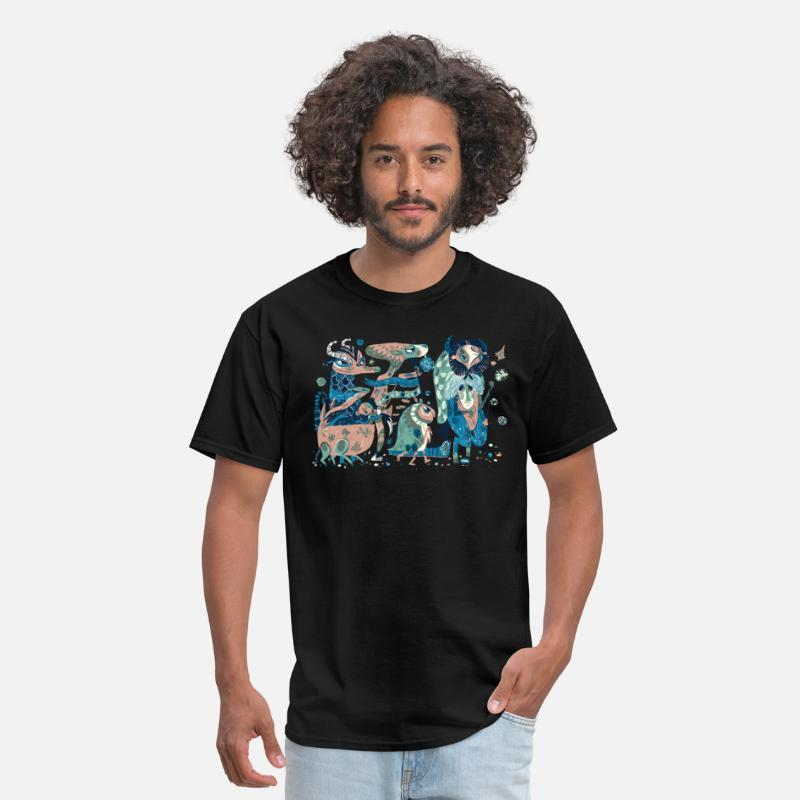 Crypto T-Shirts - Crypto Parade - Men's T-Shirt black