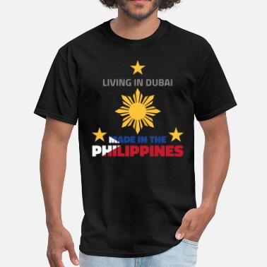 Overseas Made in the Philippines (Dubai) - Men's T-Shirt