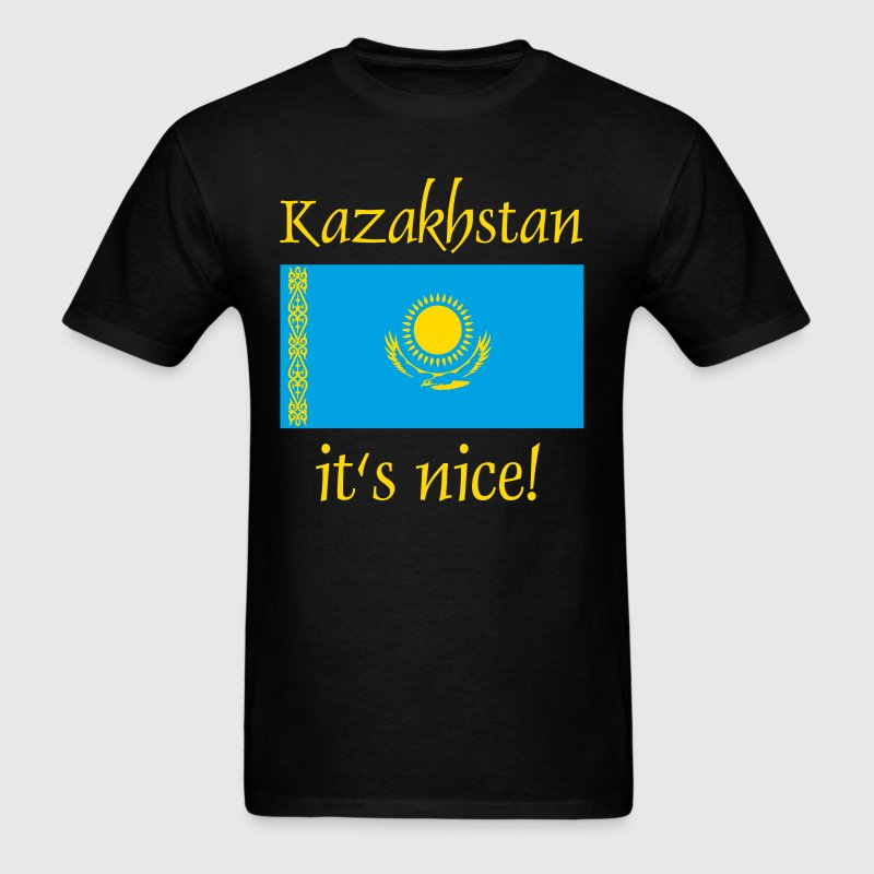 kazakhstan - Men's T-Shirt