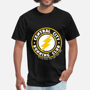 City Club Central City Running Club - Men's T-Shirt