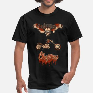 3-color Choppers 3 Colors - Men's T-Shirt