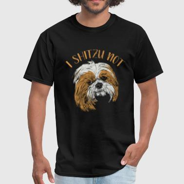 DOGS - I SHIH TZU NOT - Men's T-Shirt