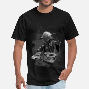 b31f42fb Shop Dj Yoda T-Shirts online | Spreadshirt