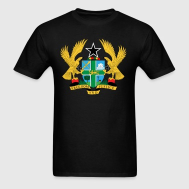 Ghana Coat Of Arms - Men's T-Shirt