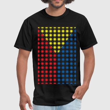 Pinoy Apparel Philippines Filipino Sun Flag by AiReal Apparel - Men's T-Shirt